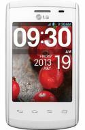 Смартфон LG E420 (Optimus L1 II Dual) white