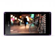 Смартфон Sony Xperia M C1905 Purple (1274-3678)