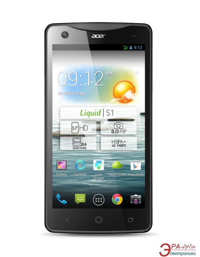 Смартфон Acer Liquid S1 Duo (S510) (HM.HCJEU.001)