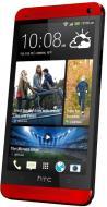 Смартфон HTC One 801e Red (4718487637430)