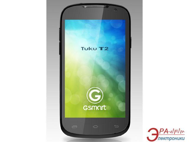 Смартфон Gigabyte GSmart Tuku T2 Black (2Q001-00014-390S)