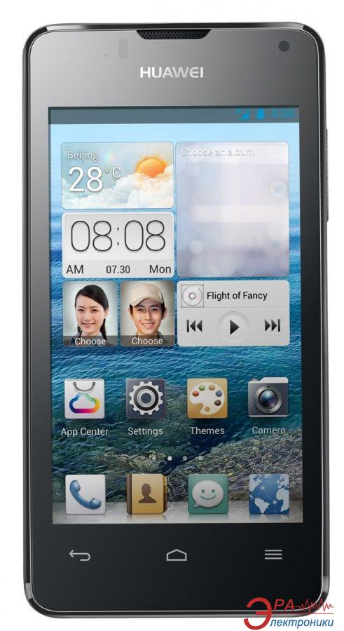 Смартфон Huawei Y300-0100 (black)