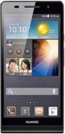 Смартфон Huawei Ascend P6 EVDO Dual Sim black