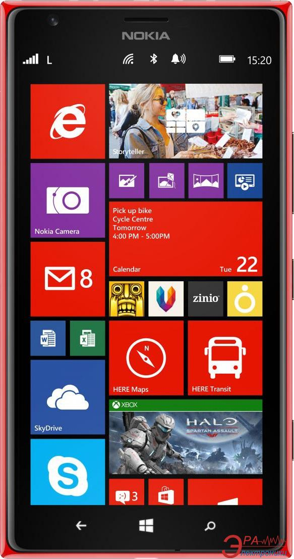 Смартфон Nokia Lumia 1520 Red (A00015321)