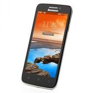 Смартфон Lenovo S650 Dual Sim (silver) (P0P9000AUA)