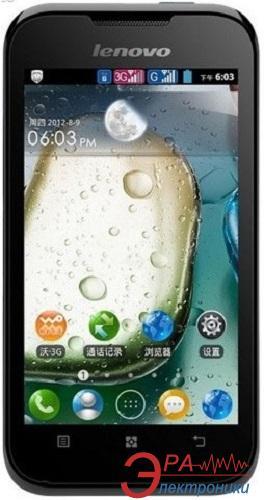 Смартфон Lenovo A66 DualSim Black