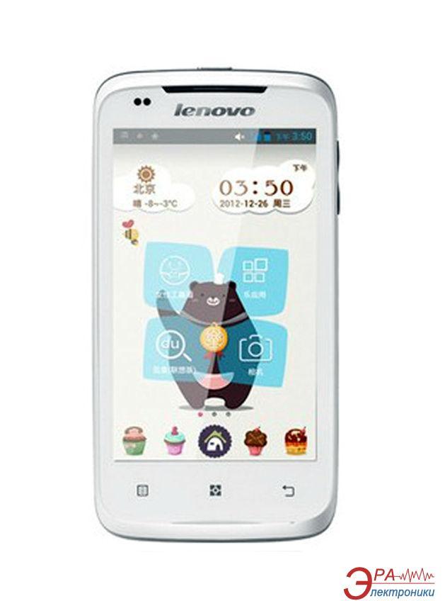 Смартфон Lenovo A356 DualSim White