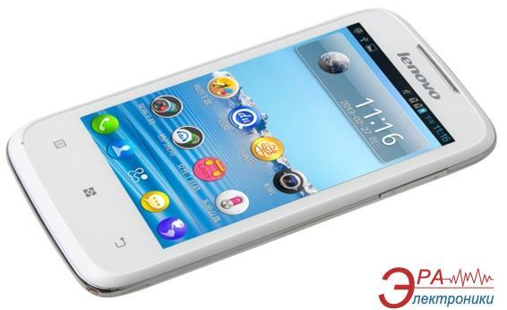 Смартфон Lenovo A376 DualSim White