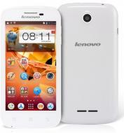 Смартфон Lenovo A760 DualSim White