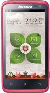 Смартфон Lenovo S720 4Гб Pink