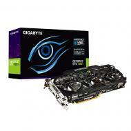 Видеокарта Gigabyte Nvidia GeForce GTX 780 Ti GDDR5 3072 Мб (GV-N78TGHZ-3GD)