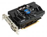 ���������� MSI ATI Radeon R7 260 GDDR5 1024 �� (R7 260 1GD5 OC)