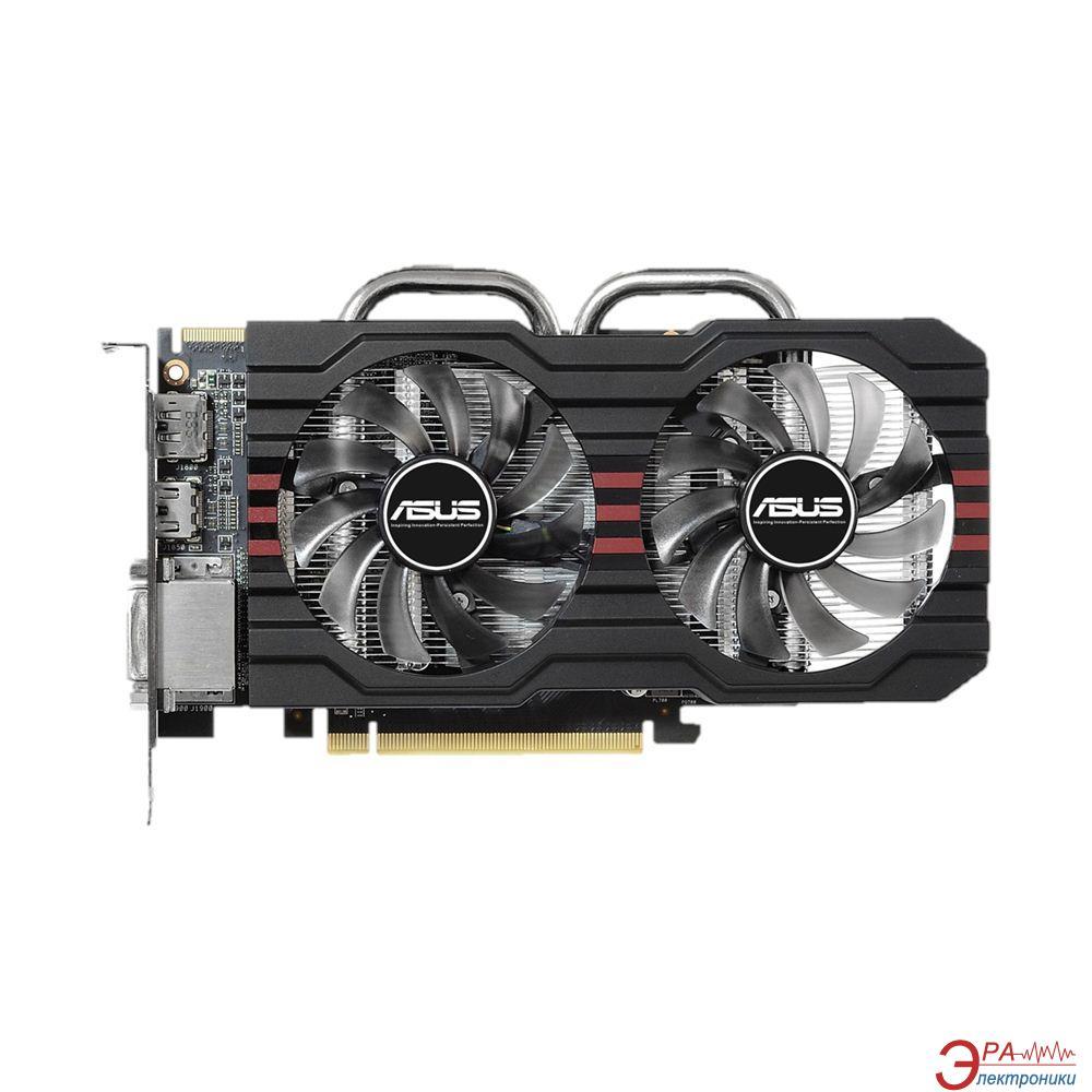 Видеокарта Asus ATI Radeon R7 260X GDDR5 1024 Мб (R7260X-DC2OC-1GD5)