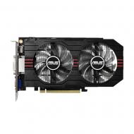 Видеокарта Asus GeForce GTX 750 Ti GDDR5 2048 Мб (GTX750TI-OC-2GD5)