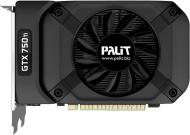 Видеокарта Palit GeForce GTX 750 Ti STROMX OC GDDR5 2048 Мб (NE5X75TS1341-1073F)