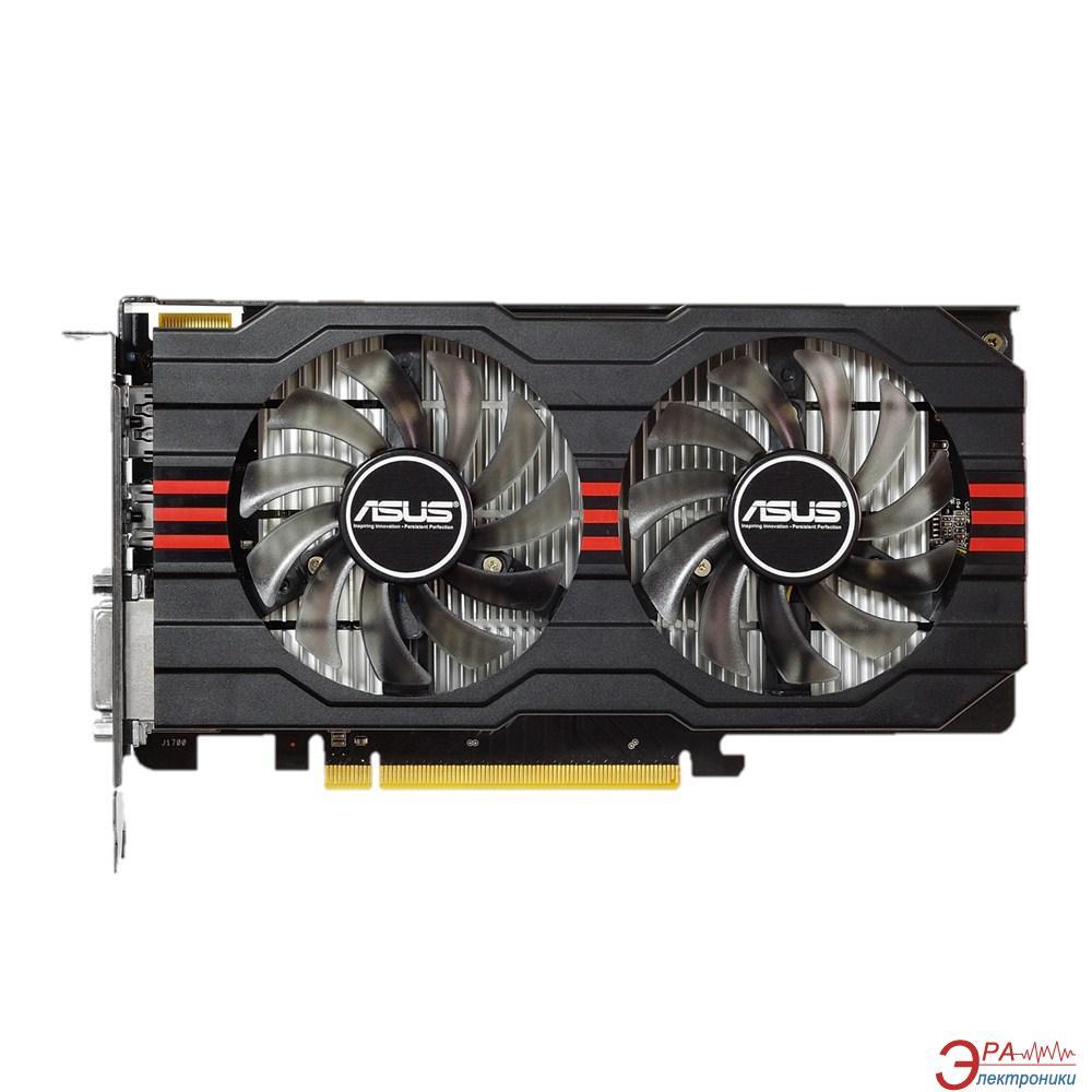 Видеокарта Asus ATI Radeon R7 250X GDDR5 2048 Мб (R7250X-2GD5)