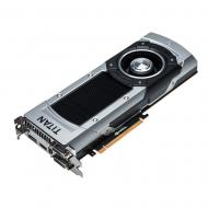 Видеокарта Asus Nvidia GeForce GTX TITAN Black GDDR5 6144 Мб (GTXTITANBLACK-6GD5)