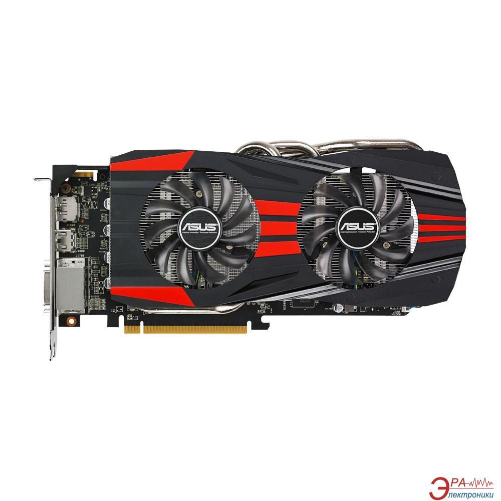 Видеокарта Asus ATI Radeon R9 270X GDDR5 4096 Мб (R9270X-DC2T-4GD5)