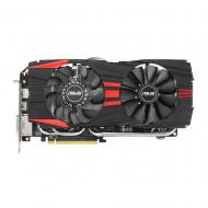 Видеокарта Asus ATI Radeon R9 280 DirectCU II Top GDDR5 3072 Мб (R9280-DC2T-3GD5)