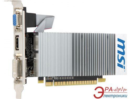 Видеокарта MSI Nvidia GeForce GT210 Turbocache GDDR3 512 Мб (N210-TC1GD3H/LP)