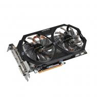 Видеокарта Gigabyte ATI Radeon R7 265 GDDR5 2048 Мб (GV-R7265WF2OC-2GD 1.0) (GVR7265O2D-00-G)
