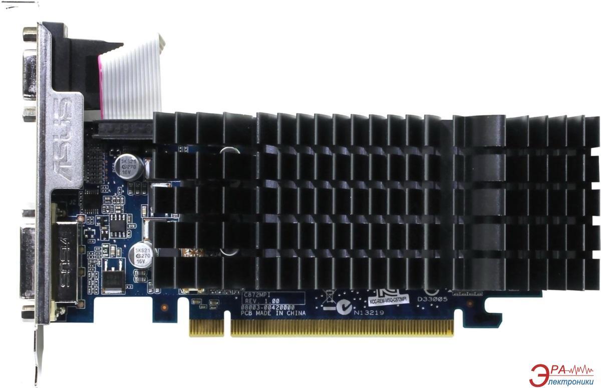 Видеокарта Asus GeForce 210 GDDR3 1024 Мб (210-SL-1GD3-BRK)