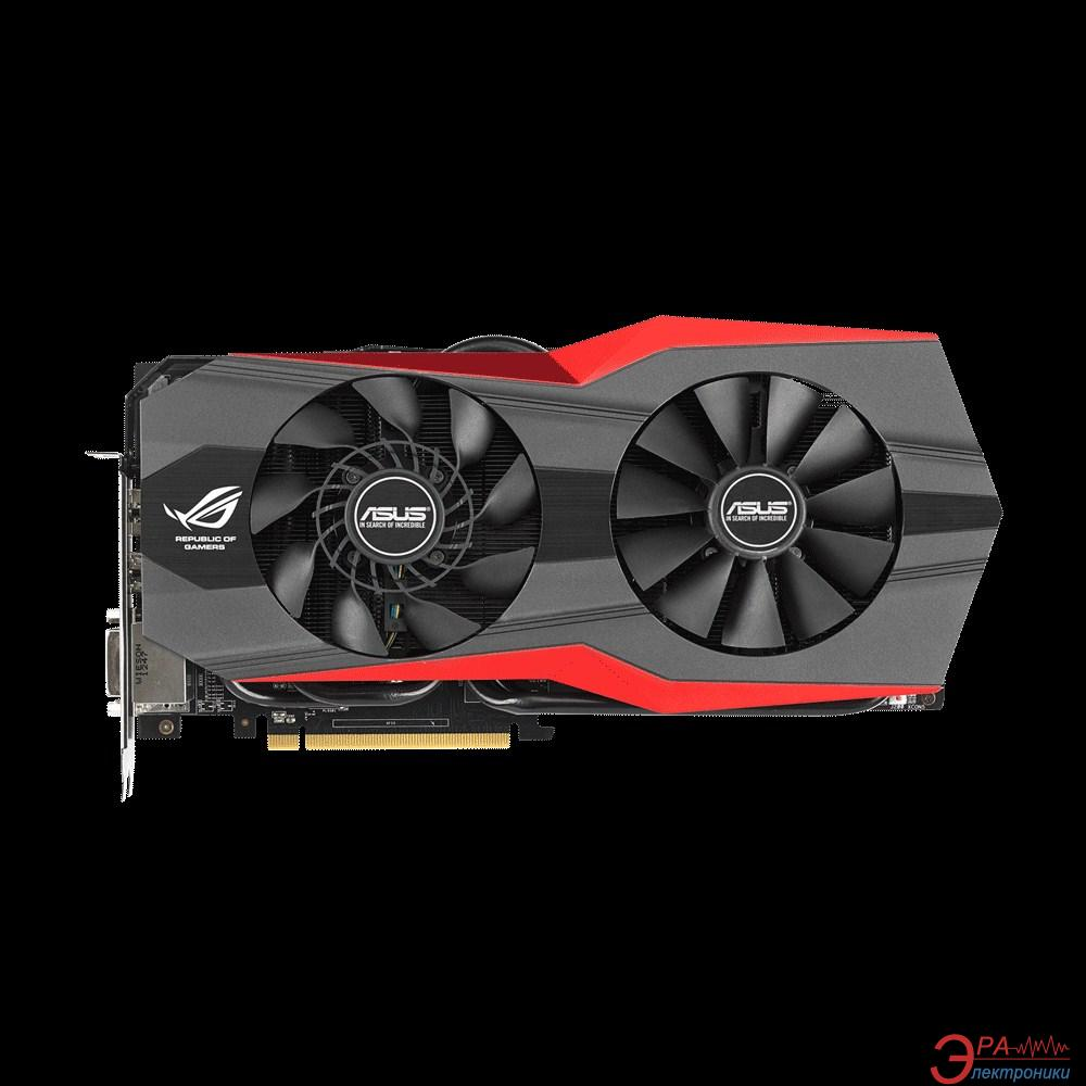 Видеокарта Asus ATI Radeon R9 290X MATRIX GDDR5 4096 Мб (MATRIX-R9290X-P-4GD5)