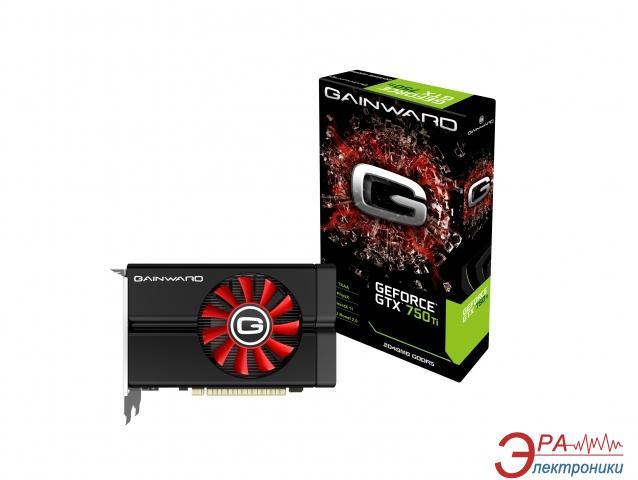 Видеокарта Gainward Nvidia GeForce GTX 750 Ti GDDR5 2048 Мб (GTX750Ti-2048-GDDR5) (426018336-3088)