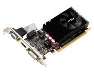 Видеокарта MSI Nvidia GeForce GT 610 GDDR3 2048 Мб (N610-2GD3/LP)