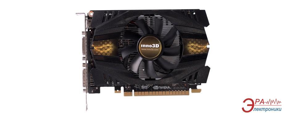 Видеокарта Inno3D GeForce GT 740 OC GDDR5 1024 Мб (N740-1SDV-D5CWX)