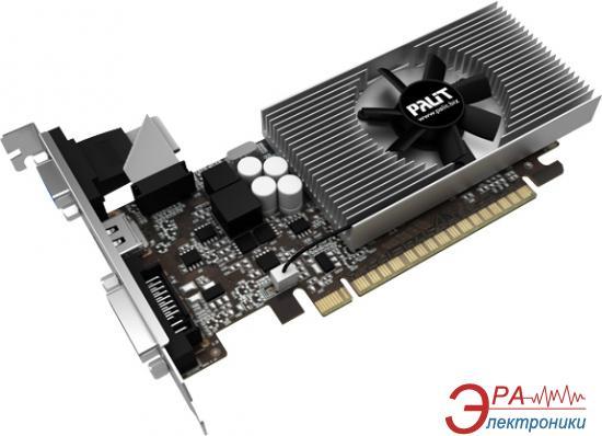 Видеокарта Palit Nvidia GeForce GT 740 GDDR3 2048 Мб (NEAT7400HD41-1070F)