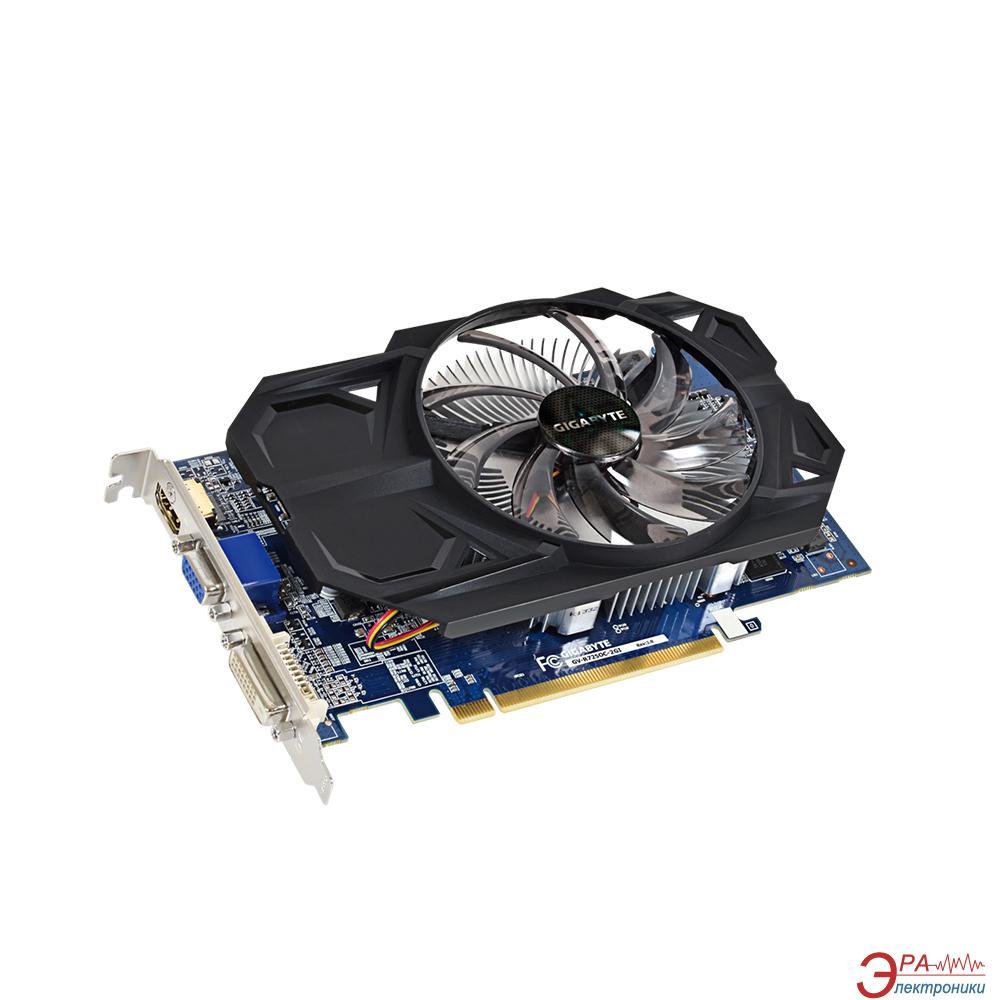 Видеокарта Gigabyte ATI Radeon R7 250 GDDR3 2048 Мб (GV-R725OC-2GI 3.0) (GVR725O2GI-00-G3)