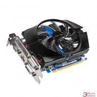 Видеокарта Gigabyte Nvidia GeForce GTX 650 GDDR5 4096 Мб (GV-N650OC-4GI) (GVN650O4GI-00-G/bulk)