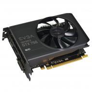 Видеокарта EVGA Nvidia GeForce GTX 750 Superclocked GDDR5 1024 Мб (01G-P4-2753-KR)
