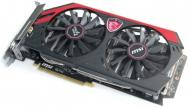 Видеокарта MSI Nvidia GeForce GTX 780 Ti GDDR5 3072 Мб (GTX 780Ti GAMING 3G G)