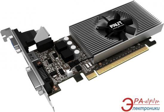 Видеокарта Palit Nvidia GeForce GT 730 GDDR5 1024 Мб (NE5T7300HD06-2081F)