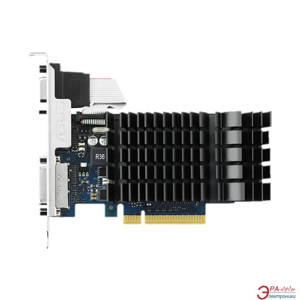Видеокарта Asus GeForce GT 730 Silent GDDR3 1024 Мб (GT730-SL-1GD3-BRK)