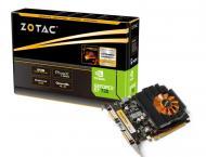 Видеокарта Zotac Nvidia GeForce GT 730 GDDR3 2048 Мб (ZT-71103-10L)