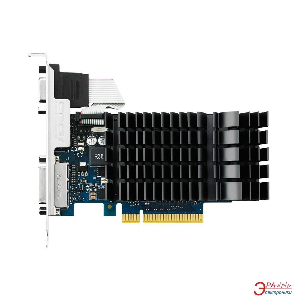 Видеокарта Asus GeForce GT 720 low profile silent GDDR3 2048 Мб (GT720-SL-2GD3-BRK)