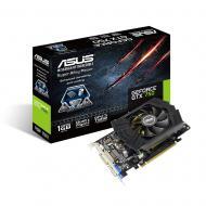 Видеокарта Asus Nvidia GeForce GTX 750 GDDR5 1024 Мб (GTX750-PH-1GD5)