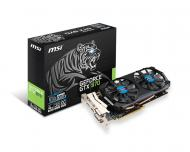 Видеокарта MSI Nvidia GeForce GTX 970 GDDR5 4096 Мб (GTX 970 4GD5T OC)