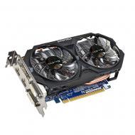 ���������� Gigabyte Nvidia GeForce GTX 750 Ti GDDR5 2048 �� (GV-N75TWF2-2GI) (GVN75TW22I-00-G)
