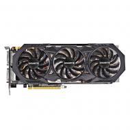 Видеокарта Gigabyte Nvidia GeForce GTX 970 WINDFORCE 3X GDDR5 4096 Мб (GV-N970WF3OC-4GD 1.0) (GVN970W3O4-00-G)