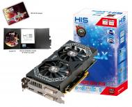 ���������� HIS ATI Radeon R9 285 Mini IceQ X2 OC GDDR5 2048 �� (H285QMC2GD)