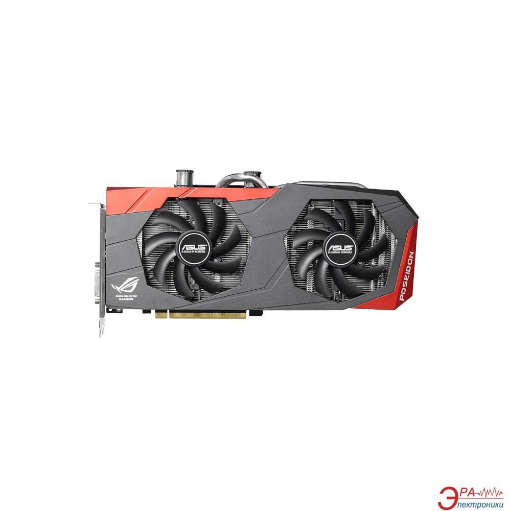 Видеокарта Asus Nvidia GeForce GTX 980 POSEIDON GDDR5 4096 Мб (POSEIDON-GTX980-P-4GD5)