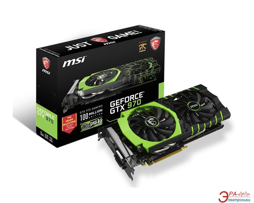 Видеокарта Inno3D Nvidia GeForce GTX 970 GAMING 100ME GDDR5 4096 Мб (GTX 970 GAMING 100ME)