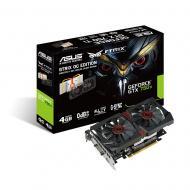 ���������� Asus Nvidia GeForce GTX 750 Ti STRIX OC edition GDDR5 4096 �� (STRIX-GTX750TI-DC2OC-4GD5)