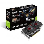 Видеокарта Asus Nvidia GeForce GTX 960 STRIX GDDR5 4096 Мб (STRIX-GTX960-DC2OC-4GD5)