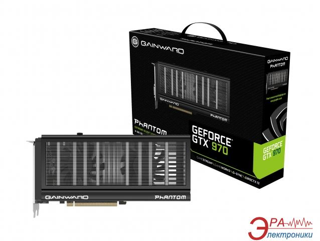 Видеокарта Gainward Nvidia GeForce GTX 970 Phantom GDDR5 4096 Мб (4260183363361)