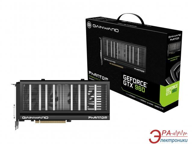 Видеокарта Gainward Nvidia GeForce GTX 960 Phantom GDDR5 2048 Мб (4260183363415)